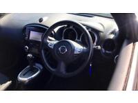 2014 Nissan Juke 1.6 Acenta Premium Xtronic Automatic Petrol Hatchback