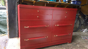 Large dresser 6 drawers great looking