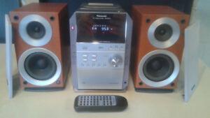 Panasonic SA-PM19 mini system.