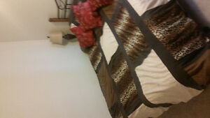 Moving sale • Couches • Dining table • Queen bed • Household ite
