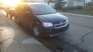 2013 Dodge Grand Caravan SE only 52000km