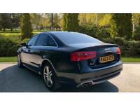 2013 Audi A6 2.0 TDI S Line 4dr Manual Diesel Saloon