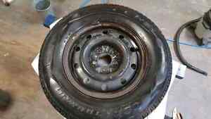 Set of 15inch 4 tires and rims  Kitchener / Waterloo Kitchener Area image 4