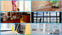 Commercial/residential construction cleaning