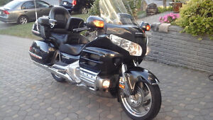 GOLD WING 2010 GL 1800 COUSSIN GONFLABLE