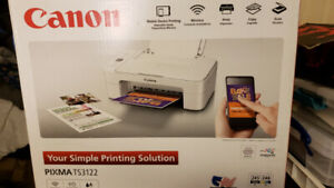 CANON PIXMA TS3122 Printer (scan, print, copy) WIRELESS