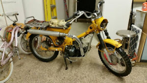 TO BUY A HONDA CT110 or CT90 Parts Bike - Dead -Perfect or Parts
