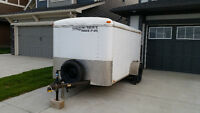 6x10 Enclosed Trailer with Ramp door AWESOME DEAL!!