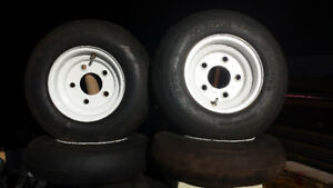 Brand New Smooth Tires  REDUCED !!!!!