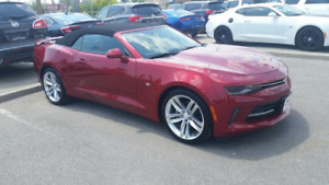 2016 Camaro Rs Convertible $10,000 Price drop $38,000 now