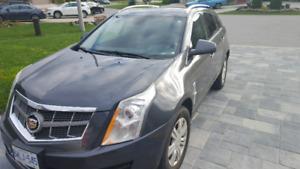 2010 Cadillac SRX 4