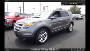 2011 Explorer Limited *New Price*