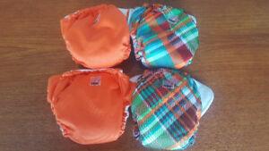 Newborn Cloth Diaper Starter Kit (12 diapers)
