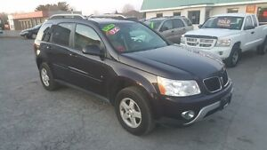 2008 Pontiac Torrent AWD SUV *** FULLY LOADED *** CERT $4995