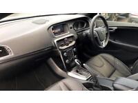 2017 Volvo V40 D3 (4 Cyl 150) R DESIGN Pro 5d Automatic Diesel Hatchback