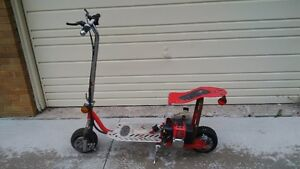 Scooter 33 cc