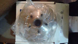 1971 to 1976 CHEVROLET & GMC FRONT HUB AND ROTORS