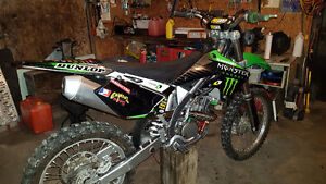 Trade for 125 two stroke?