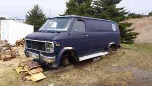 1982 chev van. Need gone! Price Dropped