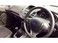 2014 Ford Fiesta 1.25 82 Style 5dr Manual Petrol Hatchback
