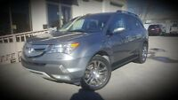 Acura MDX 4WD ELITE PACK 7 PASSAGERS 2008