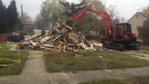 Do you have a Demolition Project needing to be done?