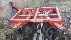 farm king 505 harrow discs