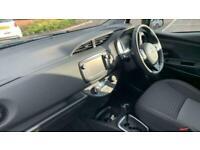 2018 Toyota Yaris 1.5 VVT-h Design E-CVT (s/s) 5dr Auto Hatchback Petrol/Electri