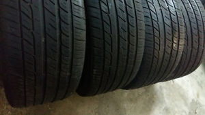 AllSEASON / SUMMER TIRES  245/45/18
