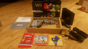 Nintendo Wii in Box