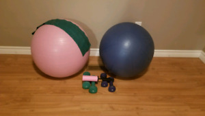 Miscellaneous exercise items