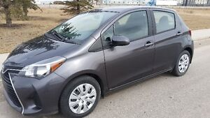 2015 Toyota Yaris trade for classics or diesels pickup