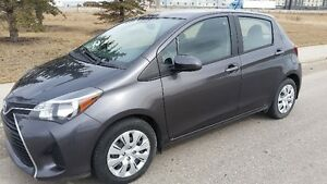 Save $500 just reduced 2015 Toyota Yaris LE Hatchback