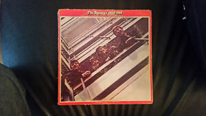 The Beatles - Red and Blue album -  vinyl, 33 tours, LP, Record