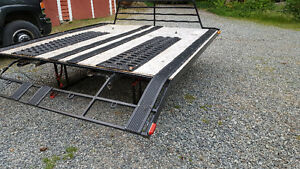 Sled Deck Buy Or Sell Snowmobile Trailers Parts