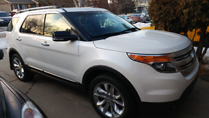 2013 Ford Explorer XLT AWD Leather Nav 1 Owner Below Wholesale $