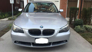 BMW 5-Series 525i Sedan With All Service Records @ Dealers
