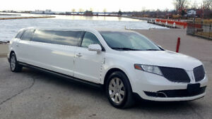 LINCOLN MKT LIMOUSINE & MERCEDES SPRINTER LIMO BUS  FOR SALE.