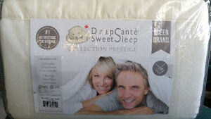 Prestige Drap Sante Fleece Sheets
