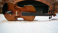 Hand Crafted Violin Roth Copy Nice Antique Varnish