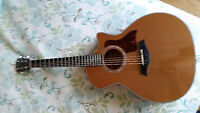 1996 Taylor 514c with LR Baggs pickup