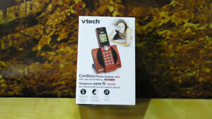 VTECH STAND ALONE CORDLESS PHONE
