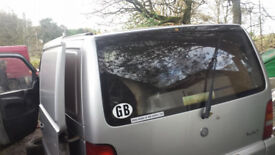 Mercedes Vito 2002 108cdi breaking - rear tailgate door
