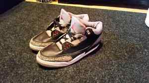 Air Jordan Retro 3 2011 - Size 13 Mens