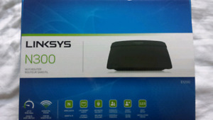 Linksys N300 Router for sale