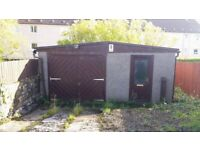 Workshop/ Lock up/ Garage - Cowdenbeath