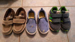 Boys Shoes - Excellent Condition 9T