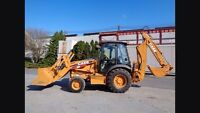 Wanted Case 580 /590 Backhoe