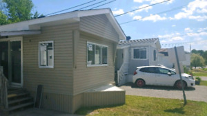 Brand new mobile home in west island