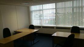 5 Workstation Space Near Stonebridge Park For Rent